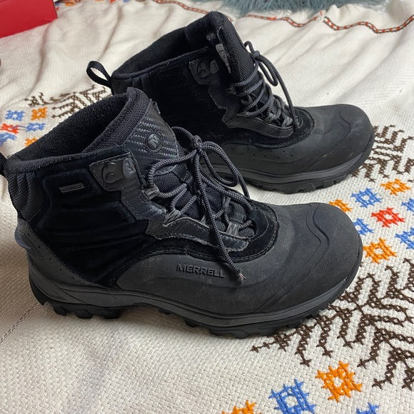 Merrell Shoes   Merrell Black Hiking